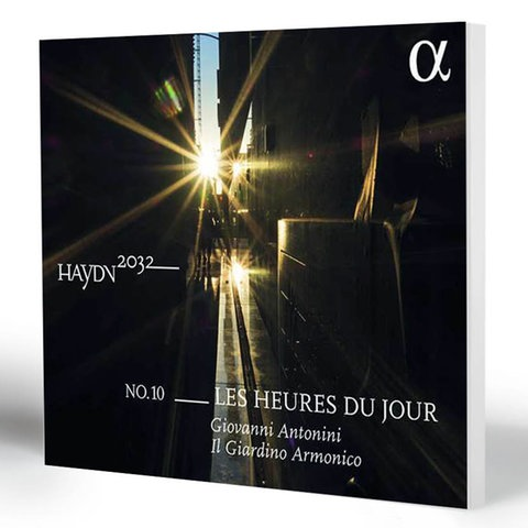 Haydn 2032 CD-Cover