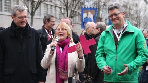 Synodaler Weg - Karin Kortmann