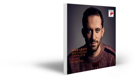 CD-Tipp - Igor Levit - Beethoven Complete Piano Sonatas
