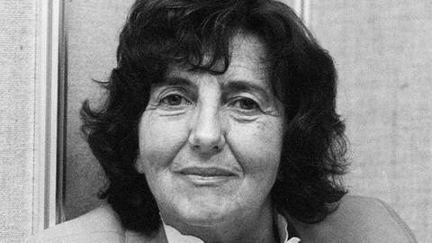Schriftstellerin Christine Brückner (1921-1996)