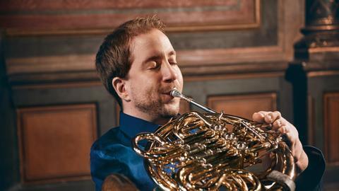 Felix Klieser, Hornist