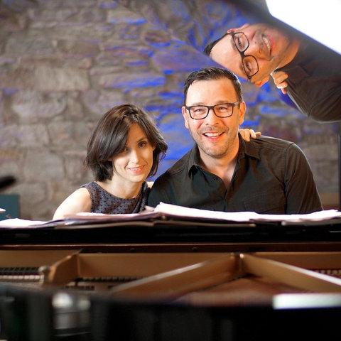 Tamar Halperin & Andreas Scholl