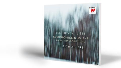 Beethoven | Liszt, Symphonies Nos. 1-9 | Piano Transcriptions, Hinrich Alpers