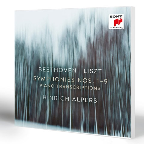 Beethoven   Liszt, Symphonies Nos. 1-9   Piano Transcriptions, Hinrich Alpers