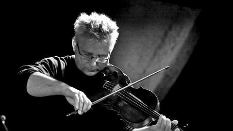Geiger und Komponist Ingo Höricht