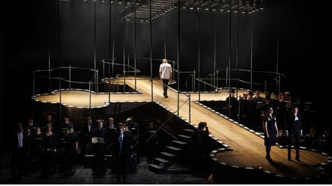 Staatstheater Wiesbaden: Matthäus Passion