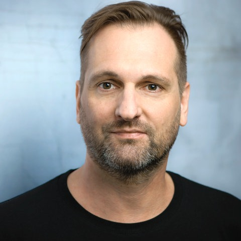 hr2-Moderator Christian Sprenger