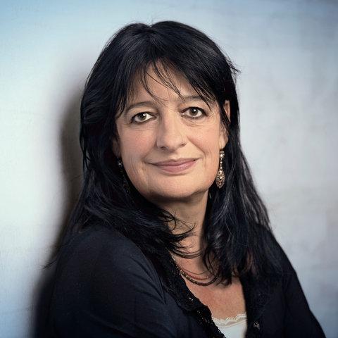 hr2-Moderatorin Daniella Baumeister