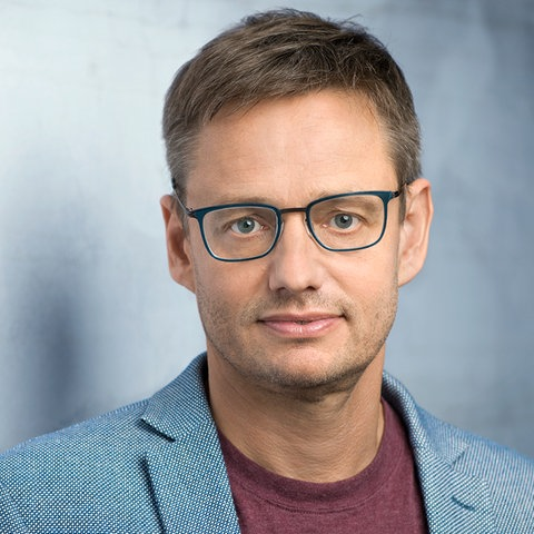 hr2-Moderator Uwe Berndt