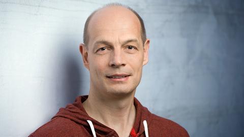 hr2-Moderator Martin Kersten