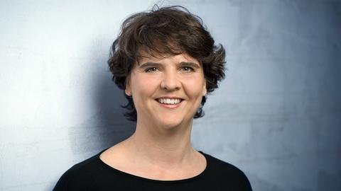hr2-Moderatorin Susanne Pütz