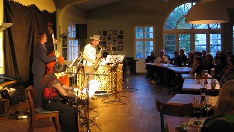 """Jazzband im """"Rudersport"""""""