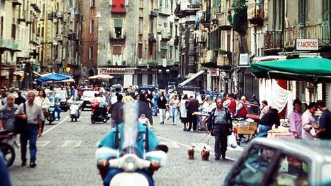 Altstadt von Neapel