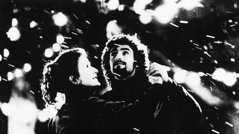 "Szene aus dem Film ""Tango Lesson"" von Sally Potter"