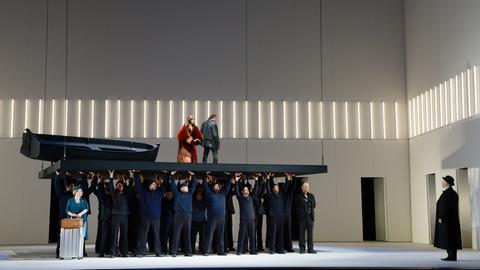 Oper Frankfurt: Tristan und Isolde
