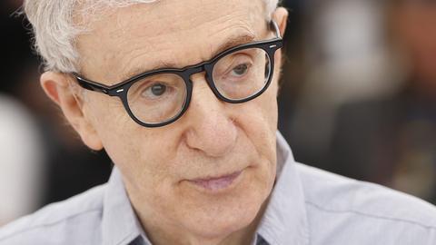 Woody Allen 2016 in Cannes