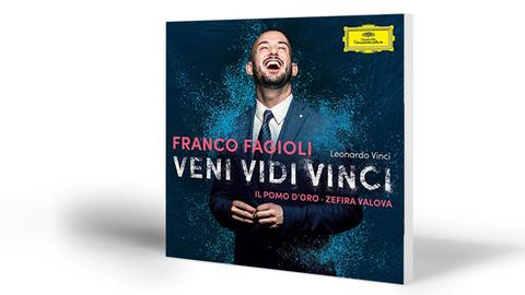Franco Fagioli, Il Pomo d'Oro: Veni – Vidi – Vinci