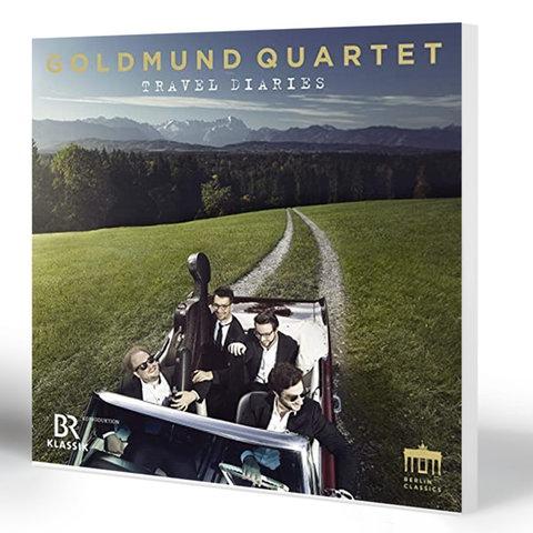 Goldmund Quartet - Travel Diaries