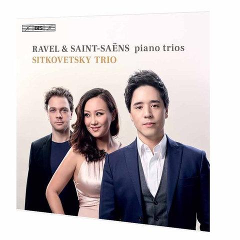 Sitkovetsky Trio | Ravel & Saint-Saëns