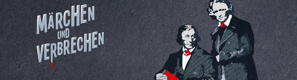 """Jacob und Wilhelm Grimm in """"Märchen und Verbrechen"""""""
