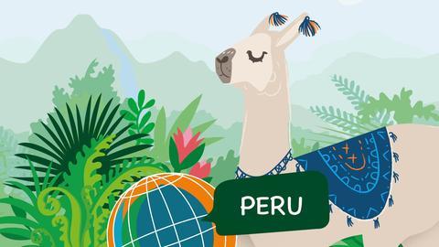 Hör in meine Welt - Peru