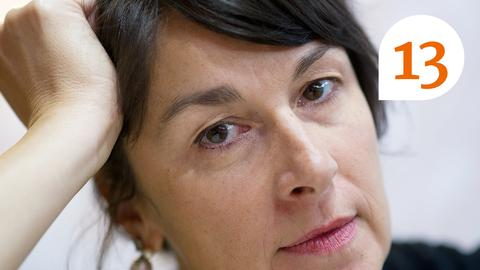 Zsuzsa Bánk: Sterben im Sommer