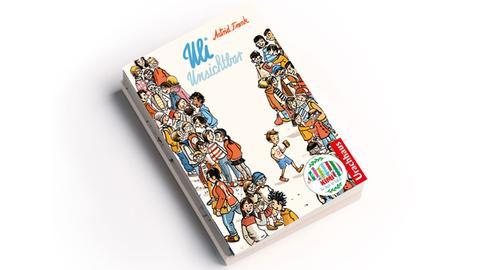 Astrid Frank: Uli Unsichtbar