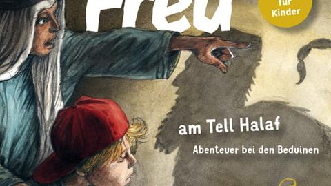 Birge Tetzner: Fred am Tell Halaf