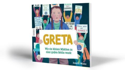 Jeanette Winter: Greta -wie ein kleinesMädchen