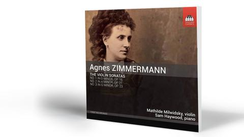 Agnes Zimmermann - The Violin Sonatas