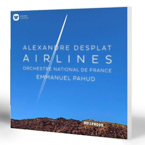 "Alexandre Desplat: ""Airlines"""