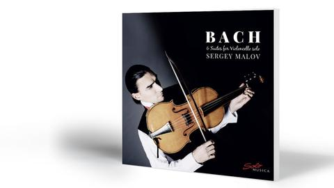 Böhmer Bach – 6 Suiten für Violoncello solo