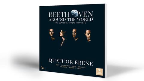 Beethoven Around The World | Quatuor Ebene