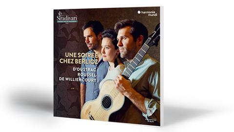 Une soirée chez Berlioz – An evening in the company of Berlioz