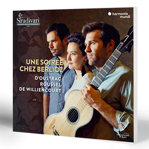 Une soirée chez Berlioz – An evening in the company of Berlioz