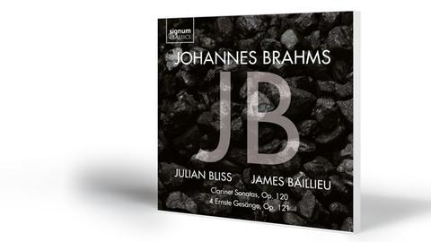 Julian Bliss & James Baillieu: Johannes Brahms