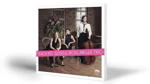 """Teach me!"" – The students of Nadia Boulanger 
