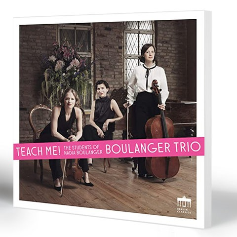 """Teach me!"" – The students of Nadia Boulanger | Boulanger Trio"