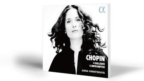 Chopin: 4 Ballades - 4 Impromptus | Anna Vinnitskaya