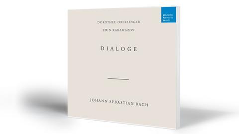 Dialoge – Johann Sebastian Bach | Dorothee Oberlinger (Blockflöte) & Edin Karamazov (Laute)