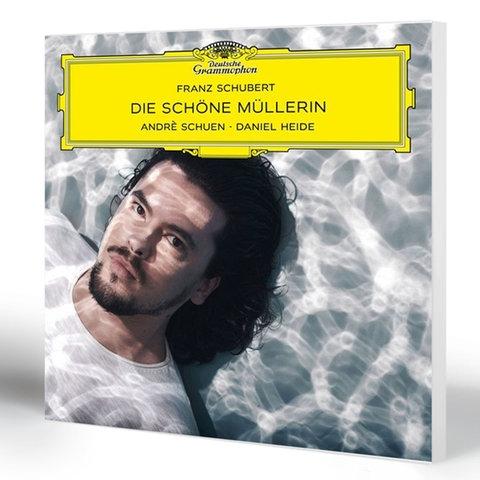 Franz Schubert: Die schöne Müllerin   Andrè Schuen, Bariton - Daniel Heide, Klavier