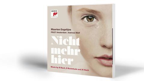 Nicht mehr hier – Music by JS Bach, D Buxtehude and JC Bach