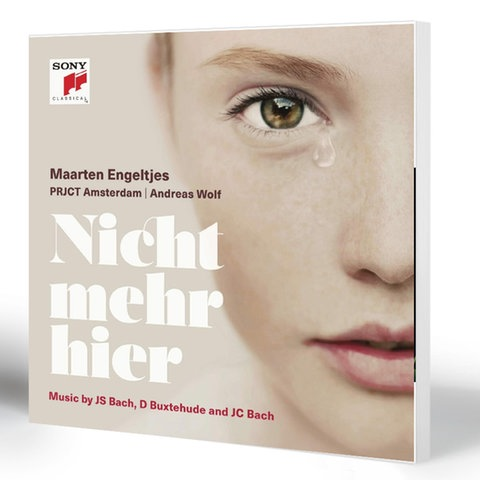 Nicht mehr hier – Music by JS Bach, D Buxtehude and JC Bach