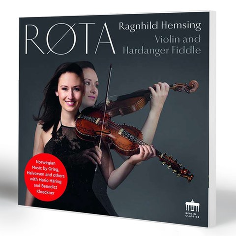 Røta | Ragnhild Hemsing (Violine, Hardanger-Fidel), Mario Häring (Klavier) & Benedict Kloeckner (Violoncello)