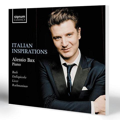 Allessio Bax: Italian Inspirations
