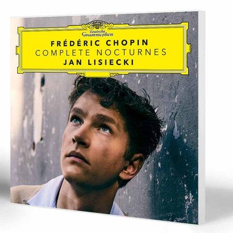 Frédéric Chopin – Complete Nocturnes – Jan Lisiecki