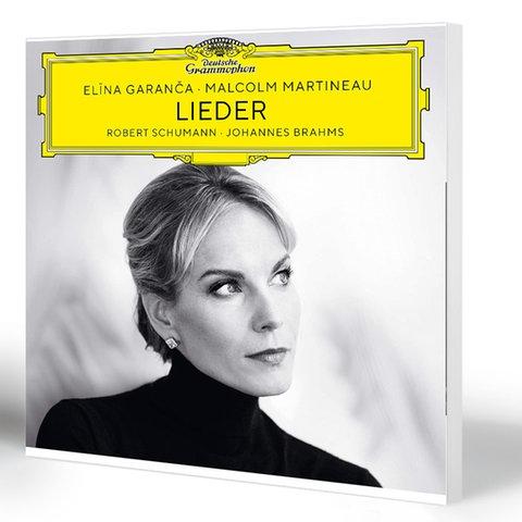 Elina Garanca, Malcolm Martineau   Lieder. Robert Schumann. Johannes Brahms