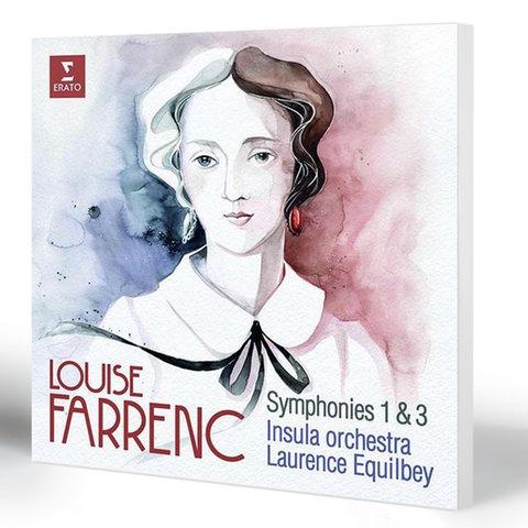 Louise Farrenc: Symphonien Nr.1 & 3