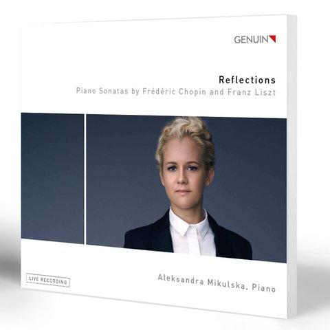 "Aleksandra Mikulska: ""Reflections"""