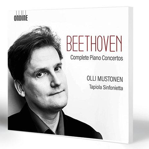Olli Mustonen: Beethoven - Complete Piano Concertos